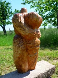 Holzbildhauerei_2009_Venus_b_Eiche