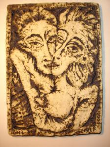 Keramische_Objekte_2004_Ich_und_Du