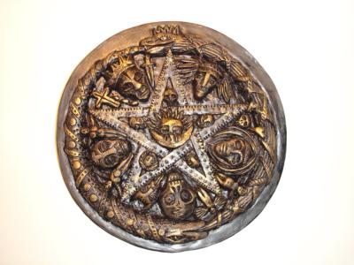 Keramische_Objekte_2004_Pentagramm